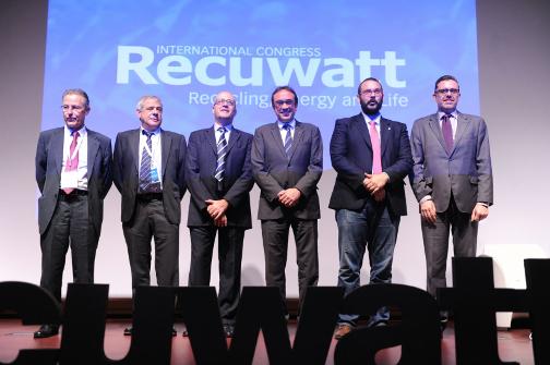 El congreso de Gestión de Residuos Rekuwatt se centra en la Economía Circular
